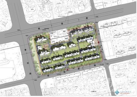 该项目位于滨湖区河埒街道梁溪路与青祁路交叉口东南侧,建设单位为无锡新康桥房地产开发有限责任公司,用地范围东至陶巷路,南至规划道路,西至青祁路,北至梁溪路(具体位置详见附件)。规划用地性质为居住用地,总可建设用地面积约4.07公顷