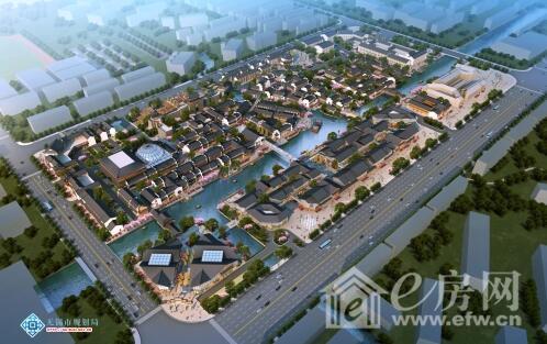 无锡隽泰房地产开发有限公司XDG-2017-46、47、48号地块规划方案批前公示