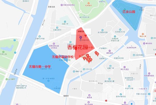 鹤山市大气功能区划图