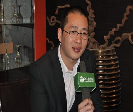 专访:博洛尼家居鲁尚荣总经理