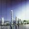 长江路沿线该规划建设一到两栋200+超高层了