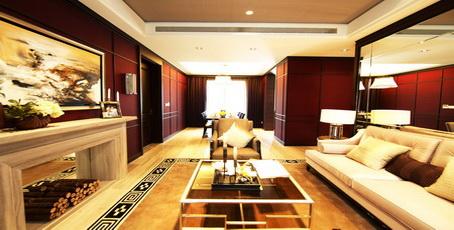 无锡元一蔚蓝观邸B1户型3房2厅2卫双阳台112.88�O
