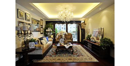 无锡天元世家新B户型4房2厅3卫189平米