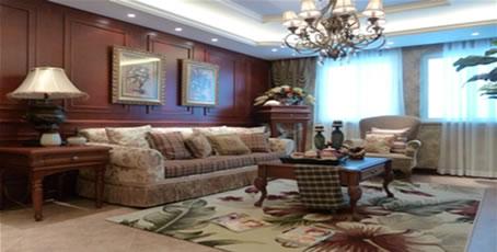 城置国际花园城 I户型3室2厅2卫132�O 样板房