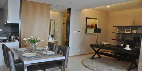 无锡上海中心城开国际B8户型1室2厅1卫94.69平方米