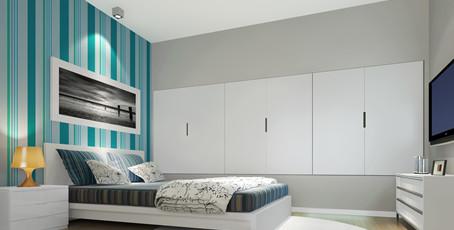 无锡龙山大厦公寓卧室