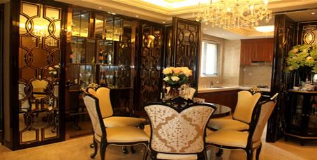开元云龙谷 G10户型4室2厅2卫152�O 样板房