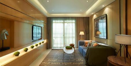 无锡长江国际朗庭B1户型2室2厅1卫约89�O