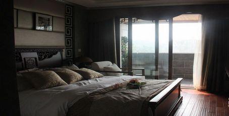 无锡融创枫丹御园星洲鸿山尚院254平D1-02户型样板间次卧