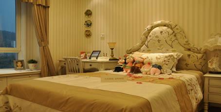 无锡金洋紫金伴山卧室