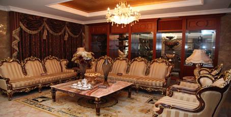 无锡阿维侬庄园客厅