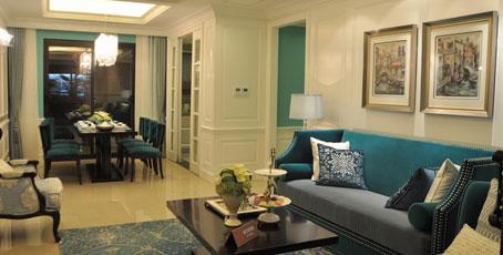 无锡中城誉品3室2厅2卫115m²