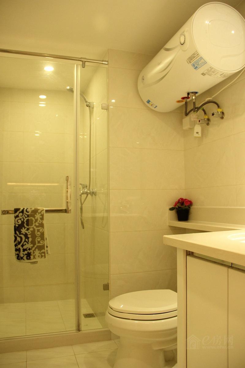 光华时代广场 > 样板房  光华时代广场 2室1厅1卫73㎡ 干湿分离卫生间