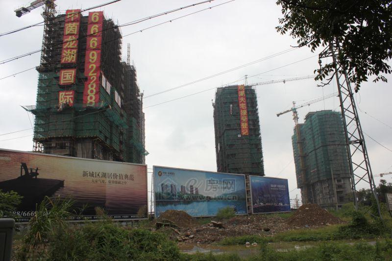 中茵龙湖国际