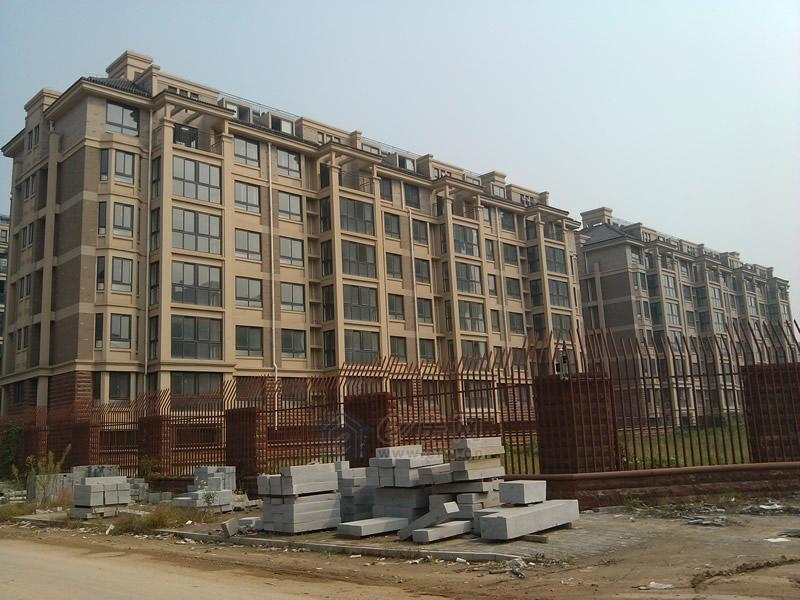 锦绣山水 2012.9.22 工地现场
